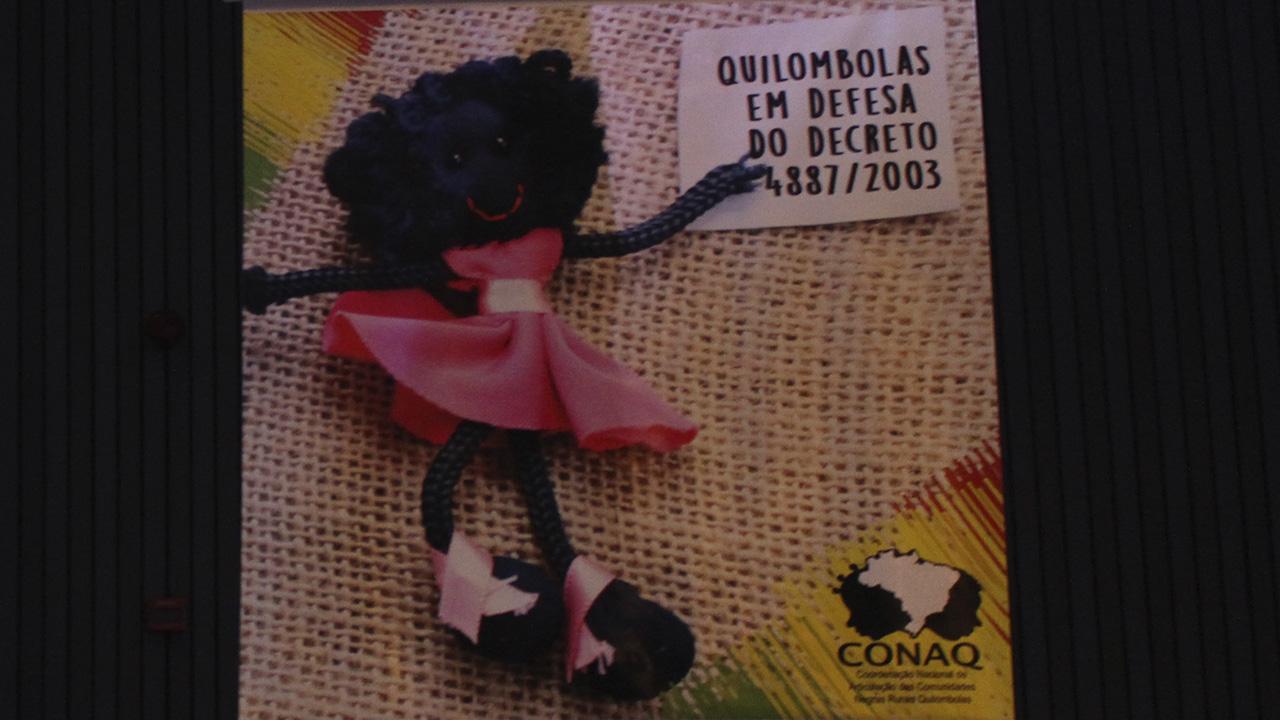 Descrição da imagem - com Viviane Gomes